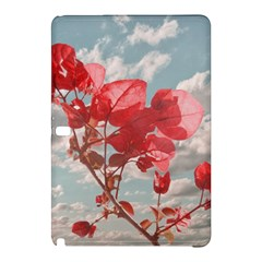Flowers In The Sky Samsung Galaxy Tab Pro 10 1 Hardshell Case