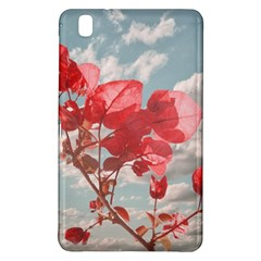 Flowers In The Sky Samsung Galaxy Tab Pro 8 4 Hardshell Case by dflcprints