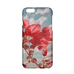 Flowers In The Sky Apple Iphone 6 Hardshell Case by dflcprints