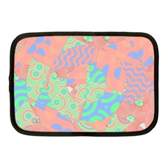 Tropical Summer Fruit Salad Netbook Case (medium) by CrypticFragmentsColors