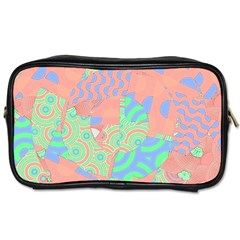 Tropical Summer Fruit Salad Toiletries Bag (one Side)
