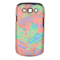 Tropical Summer Fruit Salad Samsung Galaxy S Iii Classic Hardshell Case (pc+silicone)