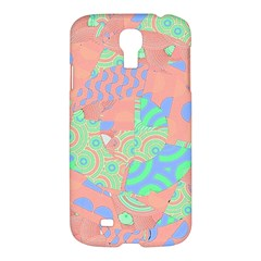 Tropical Summer Fruit Salad Samsung Galaxy S4 I9500/i9505 Hardshell Case by CrypticFragmentsColors