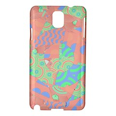 Tropical Summer Fruit Salad Samsung Galaxy Note 3 N9005 Hardshell Case by CrypticFragmentsColors