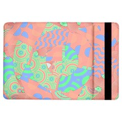Tropical Summer Fruit Salad Apple Ipad Air Flip Case by CrypticFragmentsColors