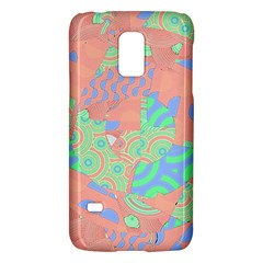 Tropical Summer Fruit Salad Samsung Galaxy S5 Mini Hardshell Case  by CrypticFragmentsColors