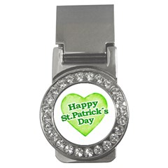 Happy St Patricks Day Design Money Clip (cz) by dflcprints
