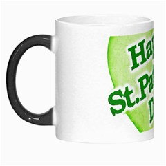 Happy St Patricks Day Design Morph Mug by dflcprints