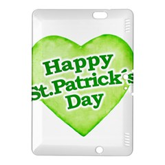 Happy St Patricks Day Design Kindle Fire Hdx 8 9  Hardshell Case by dflcprints