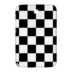 Checkered Flag Race Winner Mosaic Tile Pattern Samsung Galaxy Note 8 0 N5100 Hardshell Case  by CrypticFragmentsColors