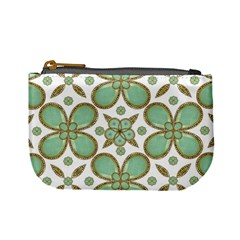 Luxury Decorative Pattern Collage Coin Change Purse by dflcprints