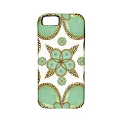 Luxury Decorative Pattern Collage Apple Iphone 5 Classic Hardshell Case (pc+silicone) by dflcprints