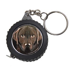 Chocolate Lab Measuring Tape by LabsandRetrievers