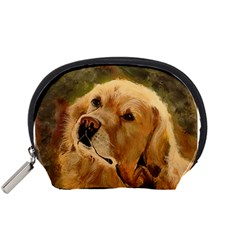 Golden Retriever Accessory Pouch (Small) by LabsandRetrievers