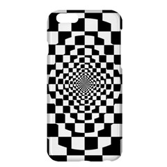 Checkered Flag Race Winner Mosaic Tile Pattern Repeat Apple Iphone 6 Plus Hardshell Case by CrypticFragmentsColors