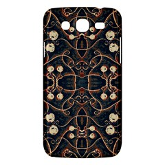 Victorian Style Grunge Pattern Samsung Galaxy Mega 5 8 I9152 Hardshell Case  by dflcprints