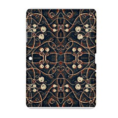 Victorian Style Grunge Pattern Samsung Galaxy Tab 2 (10 1 ) P5100 Hardshell Case  by dflcprints