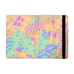 Tropical Summer Fruit Orange Lime Berry Apple Ipad Mini Flip Case by CrypticFragmentsColors