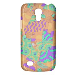 Tropical Summer Fruit Orange Lime Berry Samsung Galaxy S4 Mini (gt I9190) Hardshell Case  by CrypticFragmentsColors
