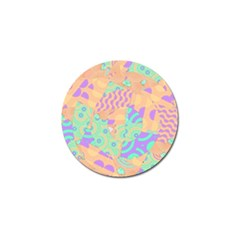 Tropical Summer Fruit Orange Lime Berry Golf Ball Marker (10 Pack) by CrypticFragmentsColors