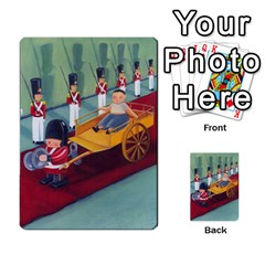 Mosby3multibacks By Jordi Diaz Jose   Multi Purpose Cards (rectangle)   Ouytj7b25ga9   Www Artscow Com Back 41