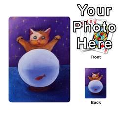 Mosby3multibacks By Jordi Diaz Jose   Multi Purpose Cards (rectangle)   Ouytj7b25ga9   Www Artscow Com Front 47