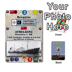 Raider16atlantis By Jordi Diaz Jose   Playing Cards 54 Designs   Twp101yn5l2e   Www Artscow Com Front - Spade8