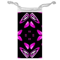 Abstract Pain Frustration Jewelry Bag by FunWithFibro