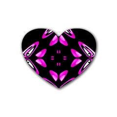 Abstract Pain Frustration Drink Coasters (heart) by FunWithFibro