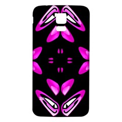 Abstract Pain Frustration Samsung Galaxy S5 Back Case (White)