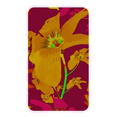 Tropical Hawaiian Style Lilies Collage Memory Card Reader (rectangular) by dflcprints