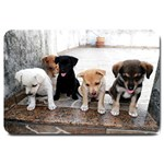 Door Mat Puppy  - Large Doormat