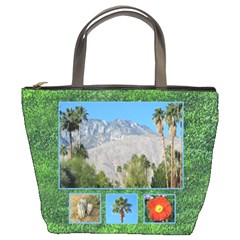 Palm Springs Bag By Rivky   Bucket Bag   2yelwsn6rqh5   Www Artscow Com Front