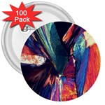 Fractal 1 3  Button (100 pack)