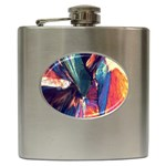 Fractal 1 Hip Flask (6 oz)