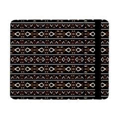 Tribal Dark Geometric Pattern03 Samsung Galaxy Tab Pro 8 4  Flip Case by dflcprints