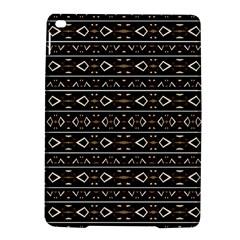Tribal Dark Geometric Pattern03 Apple Ipad Air 2 Hardshell Case by dflcprints