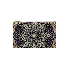 Crazy Beautiful Abstract  Cosmetic Bag (small) by OCDesignss