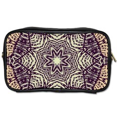 Crazy Beautiful Abstract  Travel Toiletry Bag (one Side) by OCDesignss