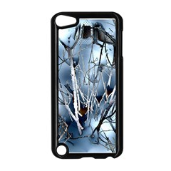 Abstract Of Frozen Bush Apple Ipod Touch 5 Case (black) by canvasngiftshop