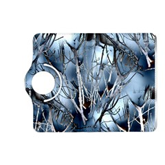 Abstract Of Frozen Bush Kindle Fire Hd (2013) Flip 360 Case by canvasngiftshop