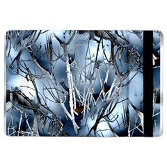 Abstract Of Frozen Bush Apple Ipad Air 2 Flip Case by canvasngiftshop