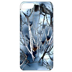 Abstract Of Frozen Bush Apple Iphone 5 Classic Hardshell Case by canvasngiftshop