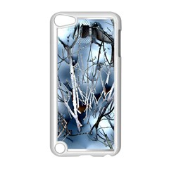 Abstract Of Frozen Bush Apple Ipod Touch 5 Case (white) by canvasngiftshop