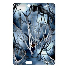 Abstract Of Frozen Bush Kindle Fire Hd (2013) Hardshell Case
