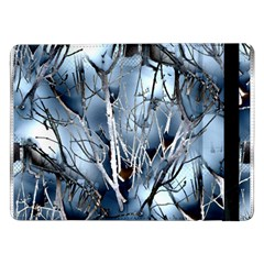 Abstract Of Frozen Bush Samsung Galaxy Tab Pro 12 2  Flip Case by canvasngiftshop