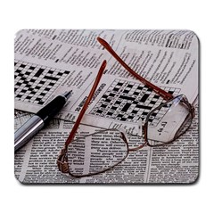 Crossword Genius Large Mouse Pad (rectangle) by StuffOrSomething