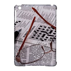 Crossword Genius Apple Ipad Mini Hardshell Case (compatible With Smart Cover) by StuffOrSomething