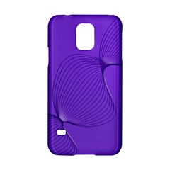Twisted Purple Pain Signals Samsung Galaxy S5 Hardshell Case  by FunWithFibro