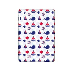 Nautical Sea Pattern Apple Ipad Mini 2 Hardshell Case by StuffOrSomething
